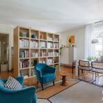 Photo of Open space di 65 mq con libreria che separa – Cose di Casa