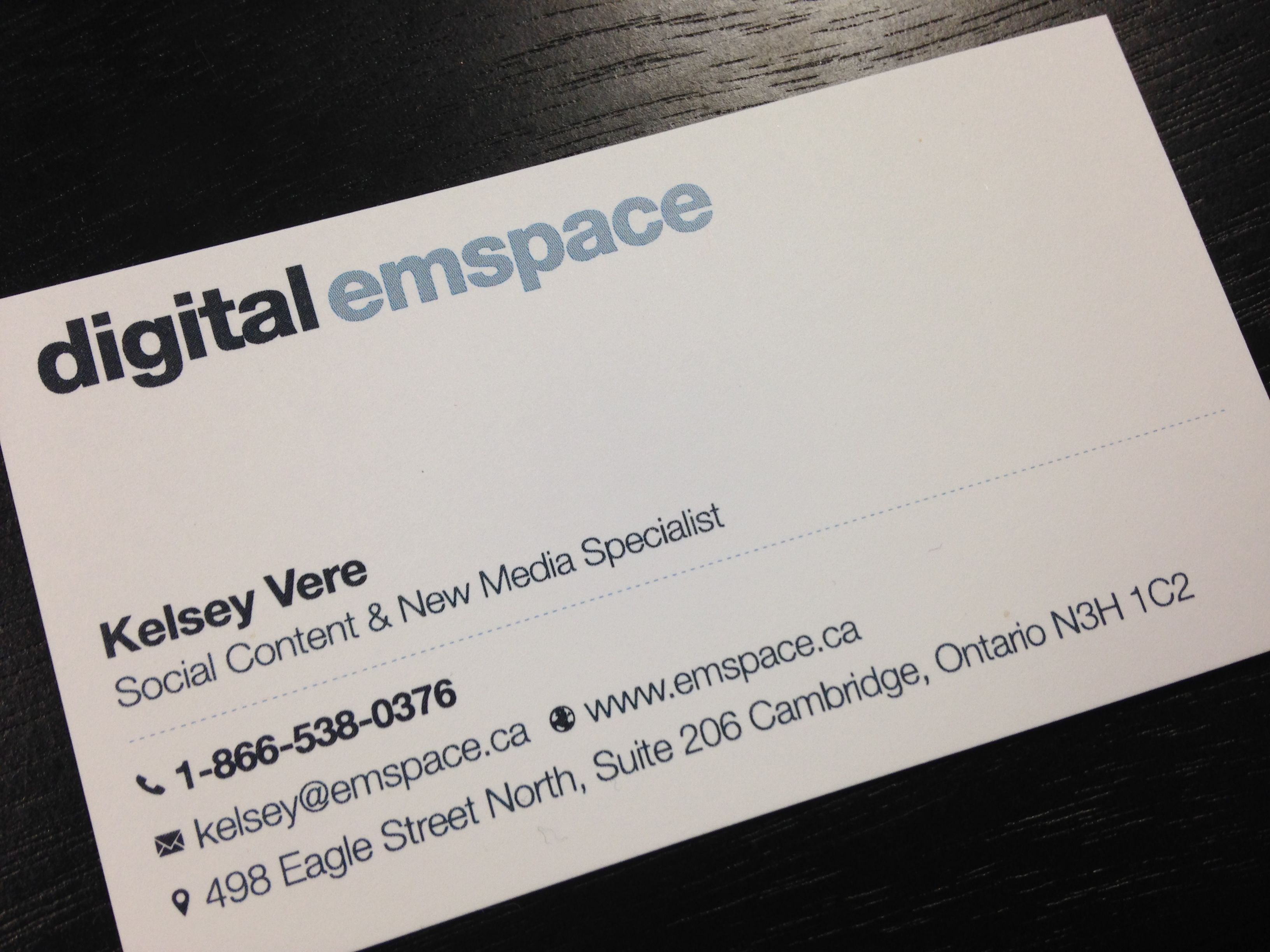 Our New Business Cards Came In We Re Going For A Clean And Modern Feel With Our Branding What Do Y Cool Business Cards Beautiful Business Card Website Design