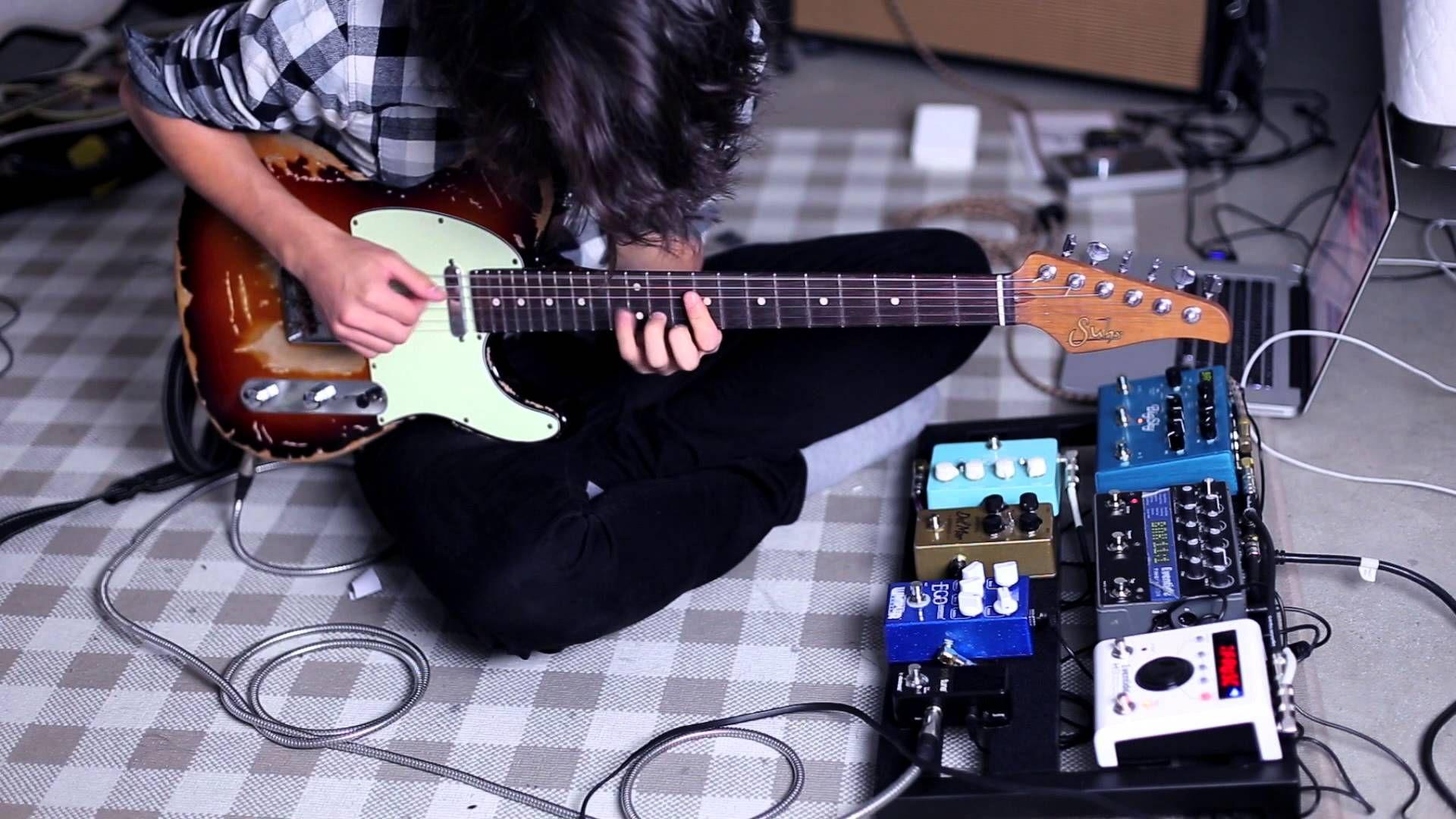 mateus asato de si guitars pinterest messy room and guitars