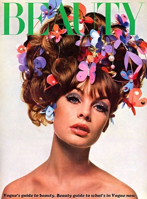 Beauty Guide Book - 60's VOGUE