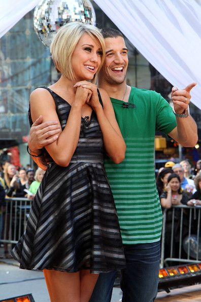 Are chelsea and mark dating on dancing with the stars. oitnb director dating poussey from orange.
