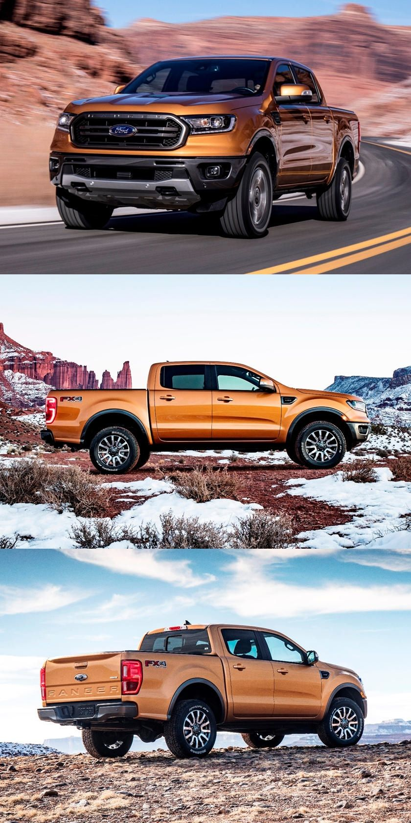 Ford Maverick Will Have A Core Truck Feature Just Like Its Ranger And F 150 Big Brothers In 2020 Ford Maverick Ford Truck Ford Ranger