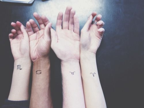 10 reasons a taurus makes for the perfect partner in life for Taurus tattoos on wrist