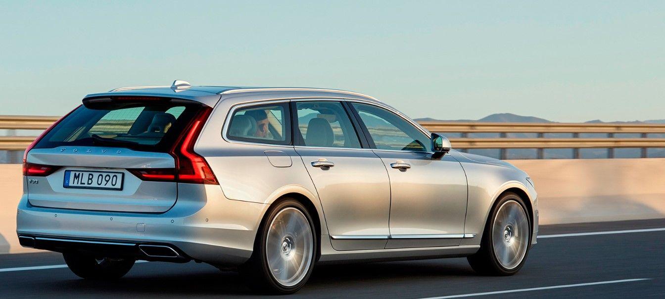 2020 Volvo V90 Specification Spesification