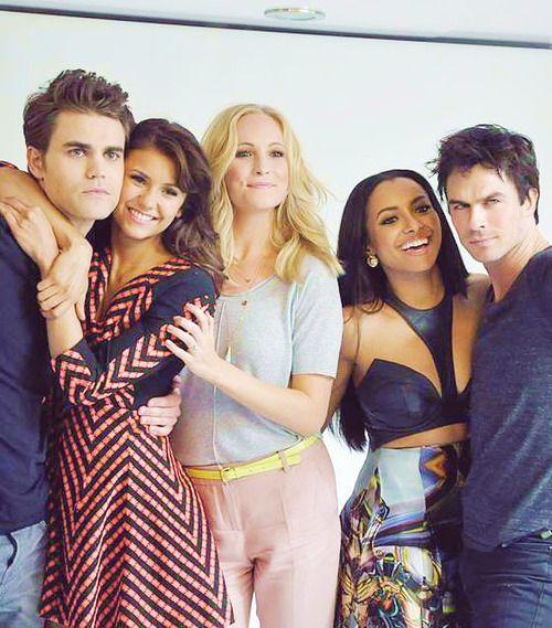 The Vampire Diaries, Season 5
