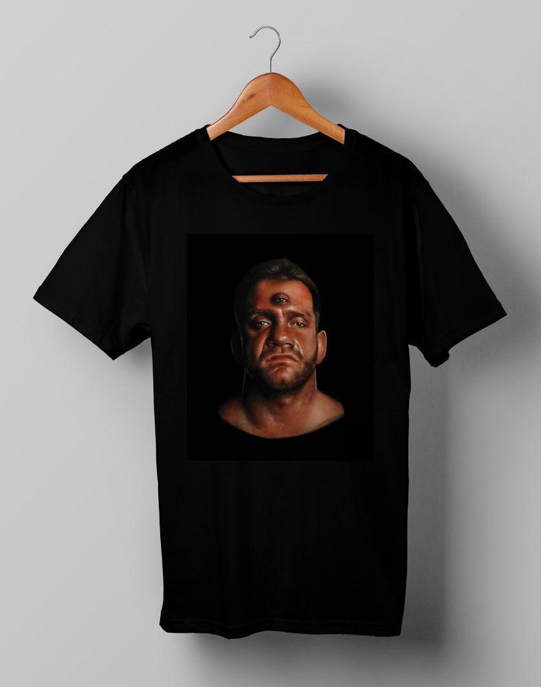 Vintage Chris Benoit Third Eye Westside Gun Shirt Gildan Size S M L XL 2XL   fashion  clothing  shoes  accessories  mensclothing  shirts (ebay link) fd6b15128