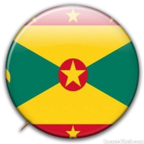 Grenada flag badge