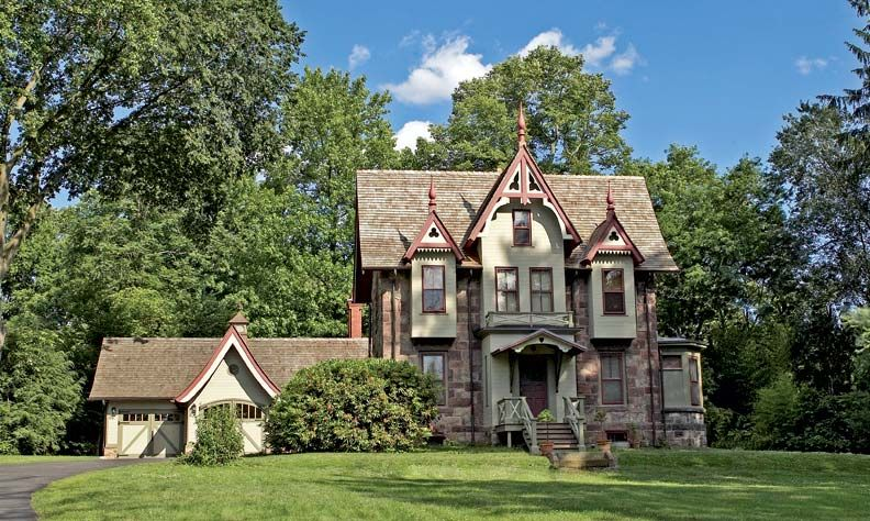 Expanding A Gothic Revival Cottage Gothic House Gothic Revival Architecture Architecture House