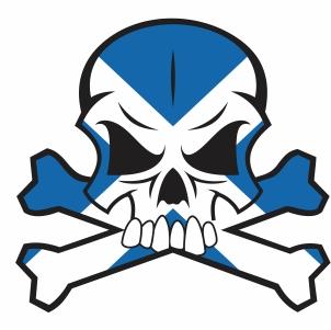 Pin On Skull And Crossbones Vector Design