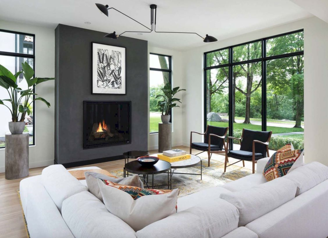 49 unique and modern design ideas for living room