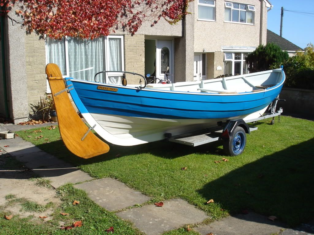 Gokstad Faering - Design Study   Boats to Build, boats to sail in 2019   Wooden boats, Boat ...