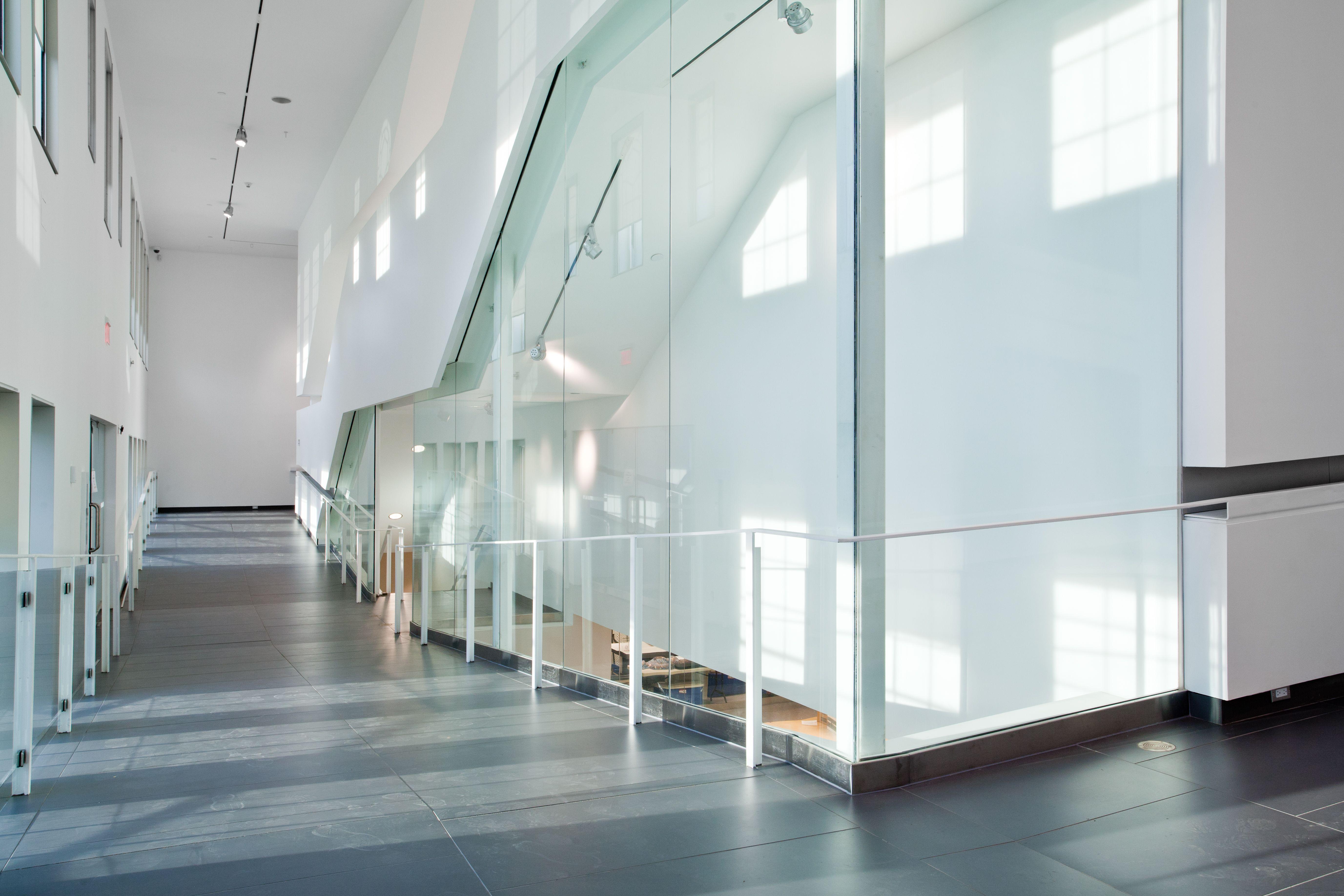 Art gallery of grande prairie interior view prairie