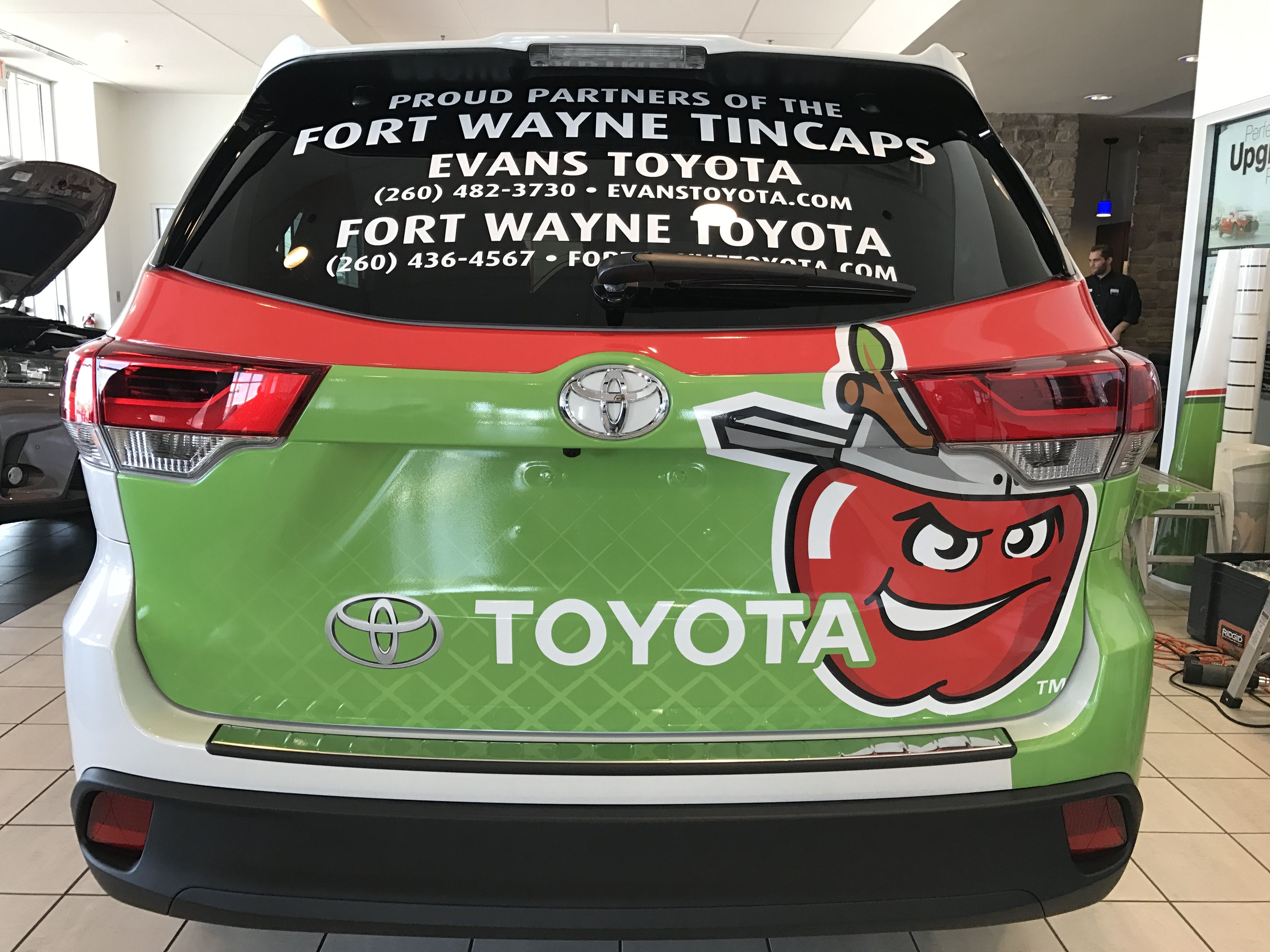 We are very proud to be partnering with the Fort Wayne TinCaps! Who is ready for baseball season?! Opening day is April 6th, and first home game is April 8th!