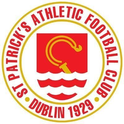 St Pats Are Through To The Europaleague 2nd Qualifying Round After 2 2 Draw Against Jeunesse Esch Of Luxembourg Won On Football Logo Team Badge Irish Football
