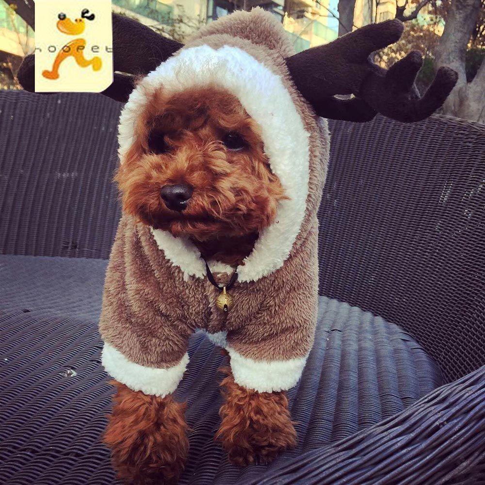 Dog & DIY Reindeer Halloween Christmas Dog Costumes - maskerix.com   DIY ...