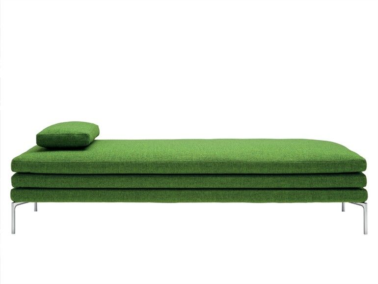 William Daybed, Design By Damian Williamson For Zanotta The Daybed Version  Of The Elegant William Sofa Extrudes A Classic Feel That Is Modern At The  Same ...