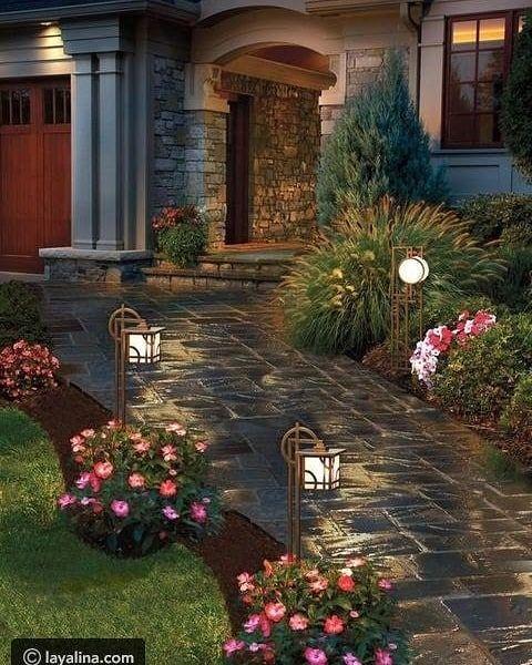 New The 10 Best Home Decor With Pictures حدائق منزلية مودرن ديكورات مودرن ديكورات حدي Front Yard Landscaping Design Front Yard Design Modern Front Yard