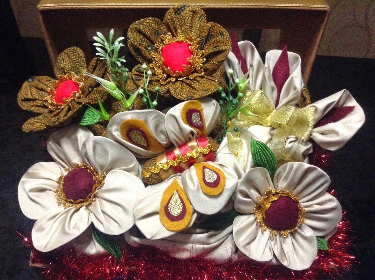 Mahar, Peningset, Aneka Kado dan Parsel  Ide kerajinan, Bunga