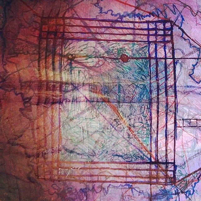 davidcharlesfoxexpressionism.com #sketchbook #contemporaryexpressionism #contemporaryabstract #modernart #expressionistpainter