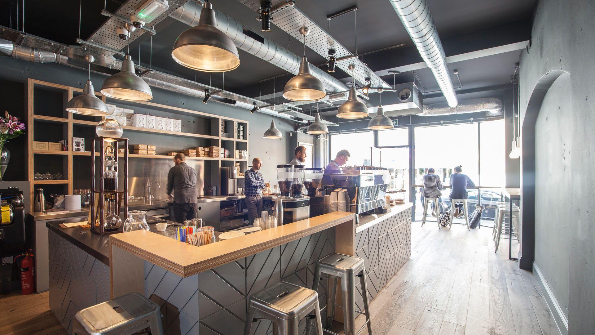 Beanberry Coffee Shop and Roastery Kingston Coffee shop bar