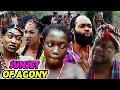 New Movie Alert SUNSET OF AGONY Season 3&4 - (Sharon Ifedi) 2019 Latest Nollywood Epic Movie - YouTube #epicmovie