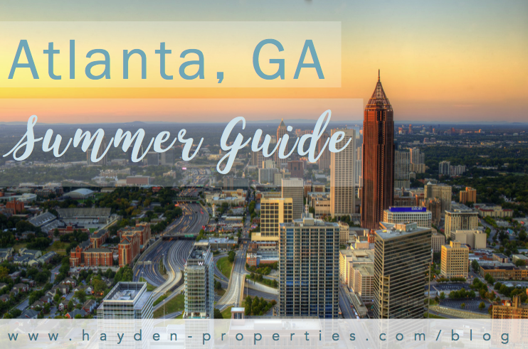 Attention Atlanta! We're here to help you make the most of these last precious days of summer! Before fall takes over, we're throwing the spotlight on your city — we've uncovered four upcoming events that you just can't miss! Read on for your Atlanta guide to the final precious weeks of summer.