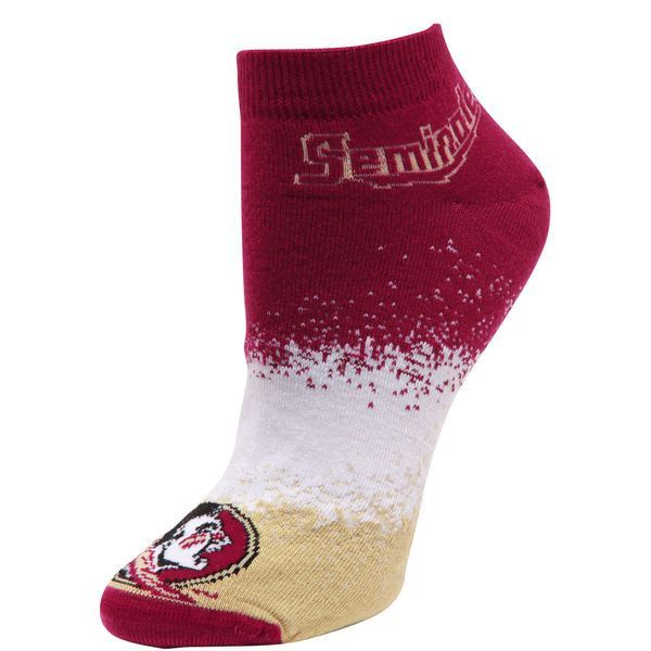Florida State Seminoles For Bare Feet Women's Marquee Ankle Socks