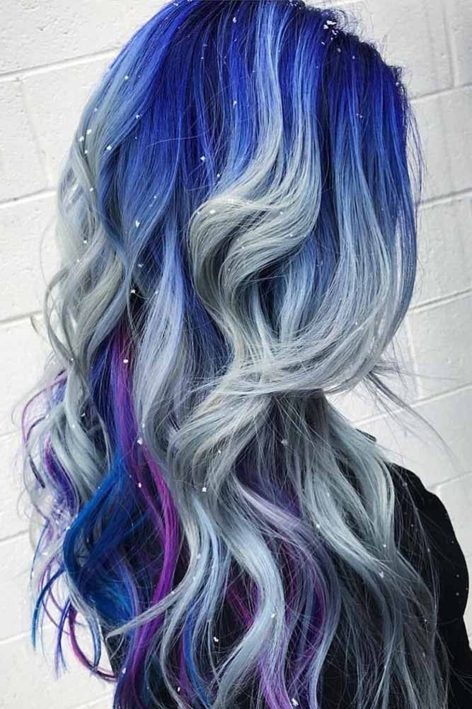 45 Trendy Ombre Hair Color Ideas #hairmakeup
