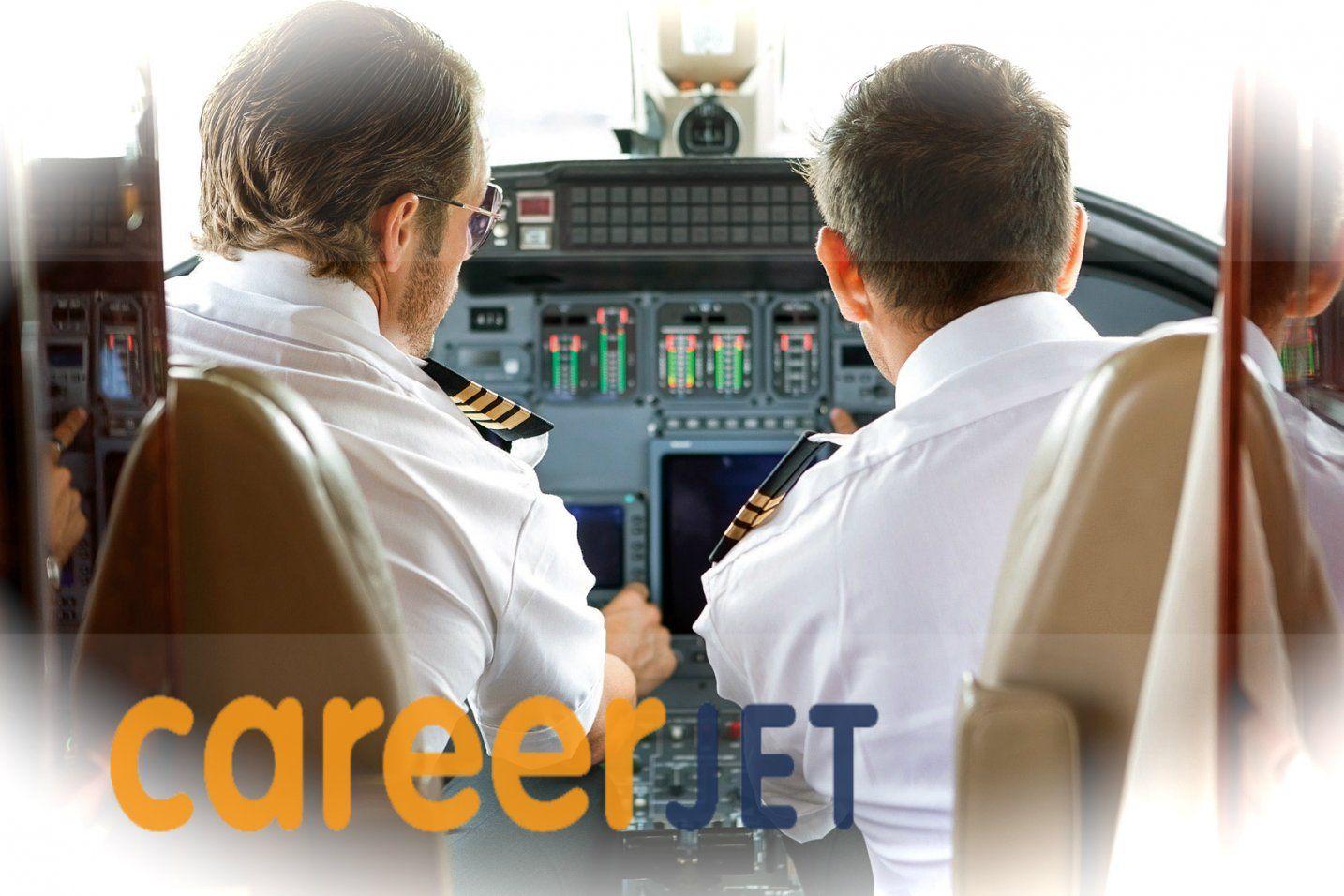 CAREERJET Commercial Pilot Jobs http//shrs