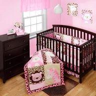 Crib Set I like for Camillas room