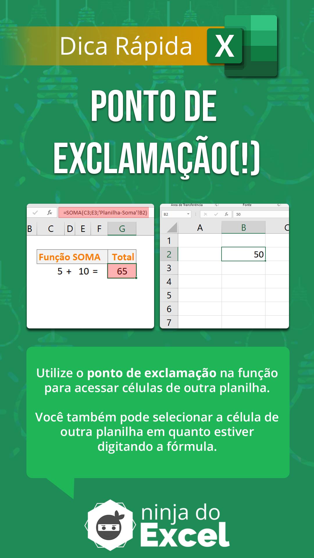 Pin em Dicas e Curiosidades de Excel