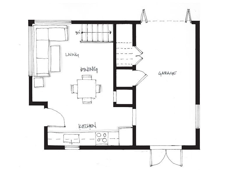 Smallworks custom small homes laneway houses in for Vancouver house plans