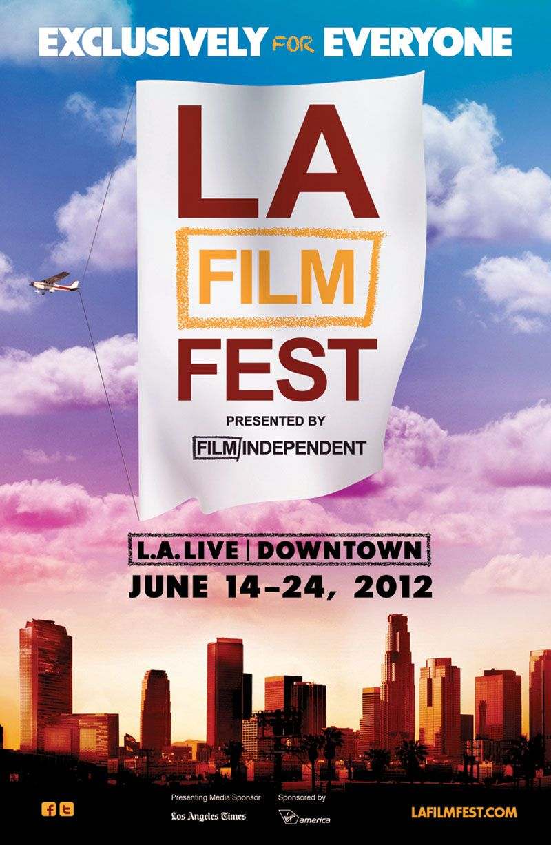 Poster design los angeles - Film Festival Posters