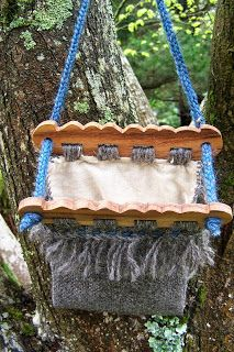 Hedeby Pouch Bag - hand woven