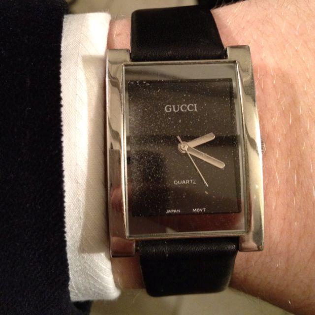 Vintage Gucci- dusty.