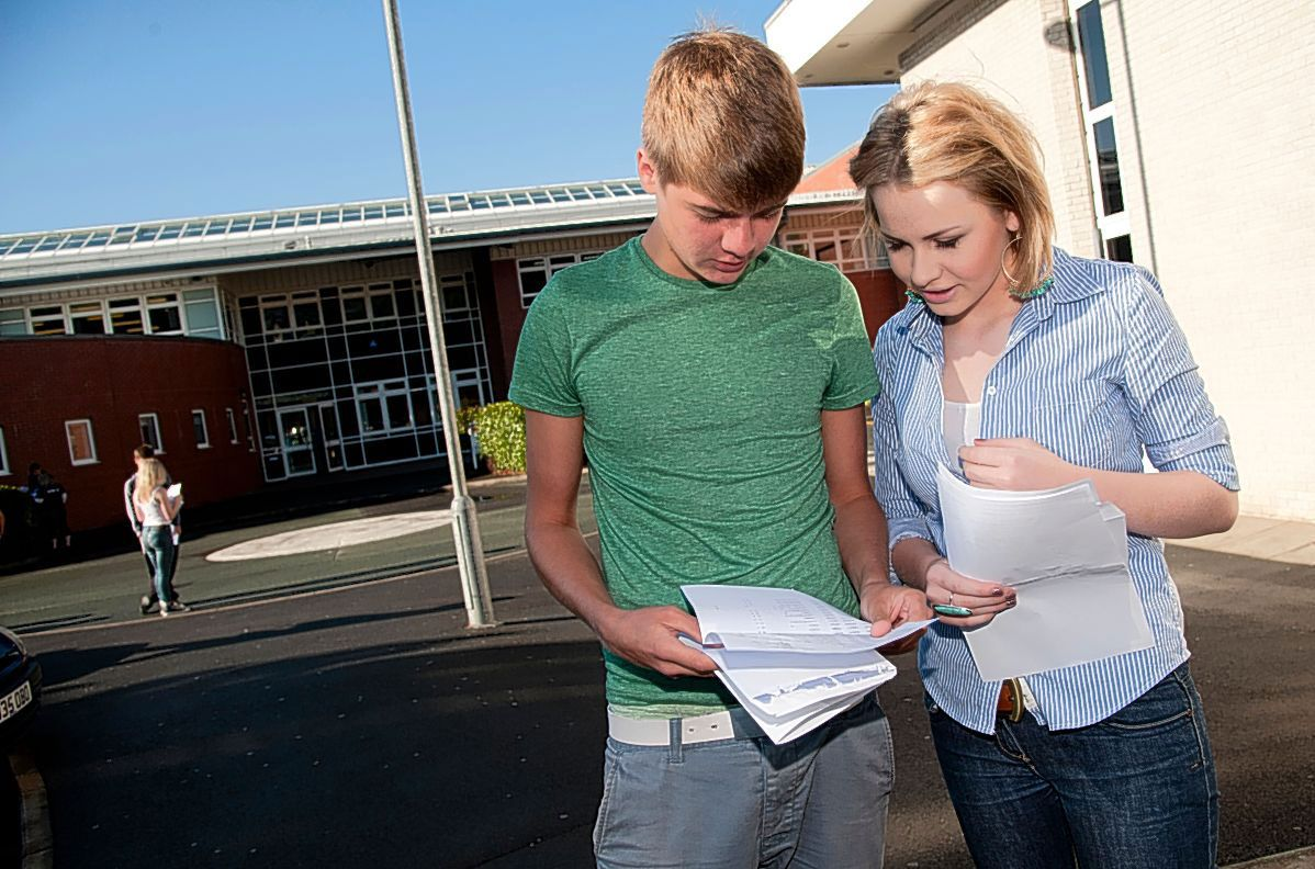 Even if your GCSE results are good, don't commit yourself to years of academia too quickly -