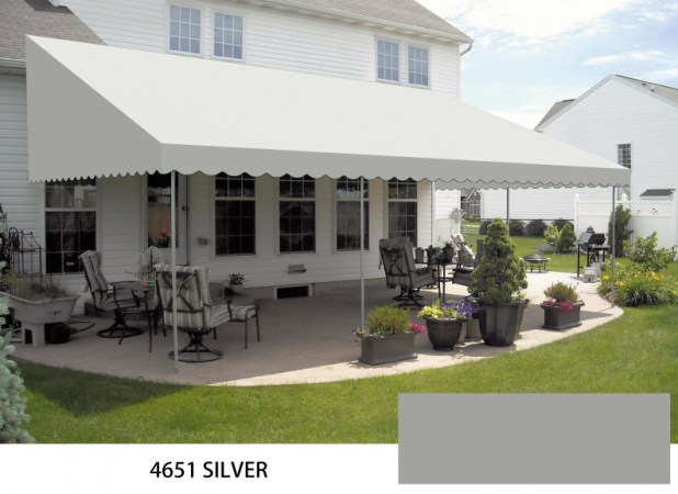 Sunbrella Fabric Residential awnings, Outdoor decor