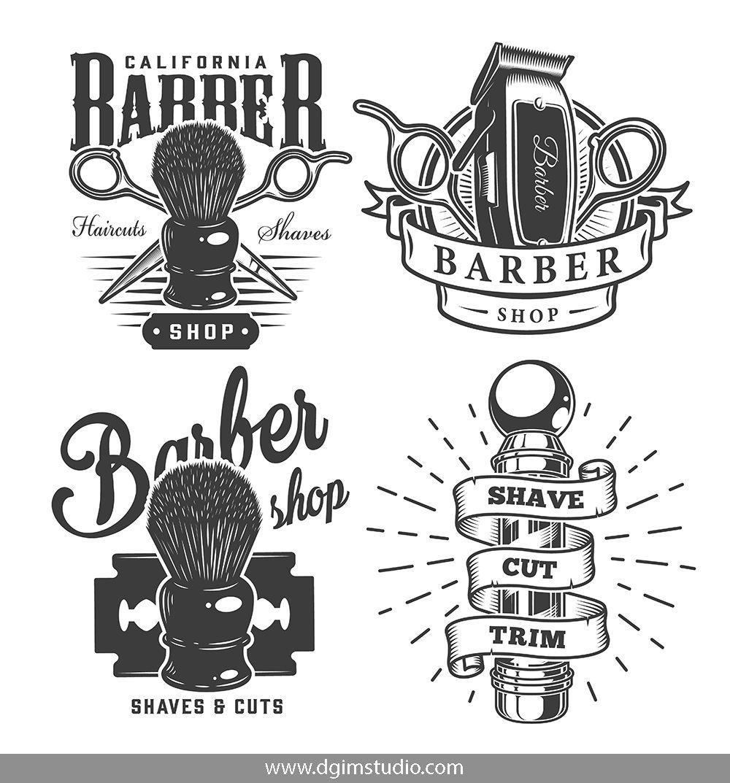 41 Vintage Barbershop Designs Barbershop Design Barber Shop Best Barber Shop