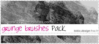 Distressed Grunge Pack 3 - Download  Photoshop brush http://www.123freebrushes.com/distressed-grunge-pack-3/ , Published in #GrungeSplatter. More Free Grunge & Splatter Brushes, http://www.123freebrushes.com/free-brushes/grunge-splatter/ | #123freebrushes