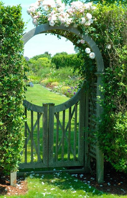 Charming Garden Gateways Garden Archway Garden Gates And