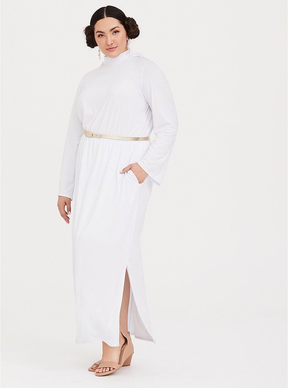 star wars princess leia white maxi dress yumi pinterest rh pinterest com