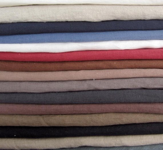 100 Pure Linen Fabric Sewing Summer Fabric Seamstress Linen Fabric Many Colors Lcs101 11010 With Images Sewing Fabric Linen Fabric Pure Linen