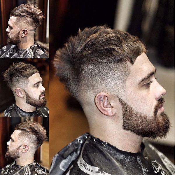 Verschiedene Frisuren Für Männer Männliche Frisur