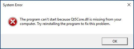 Qt5Core.dll Download | dll file | Technology problems, Accounting, Free