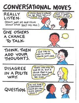 conversational dating skill social