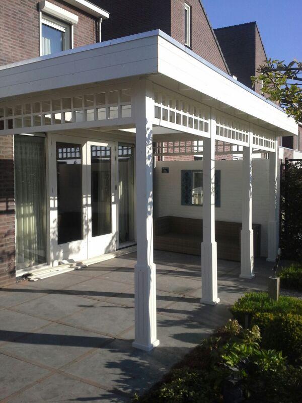 Strak landelijke stijl een plaatje om te zien kijk op tevens - Opslag terras ...