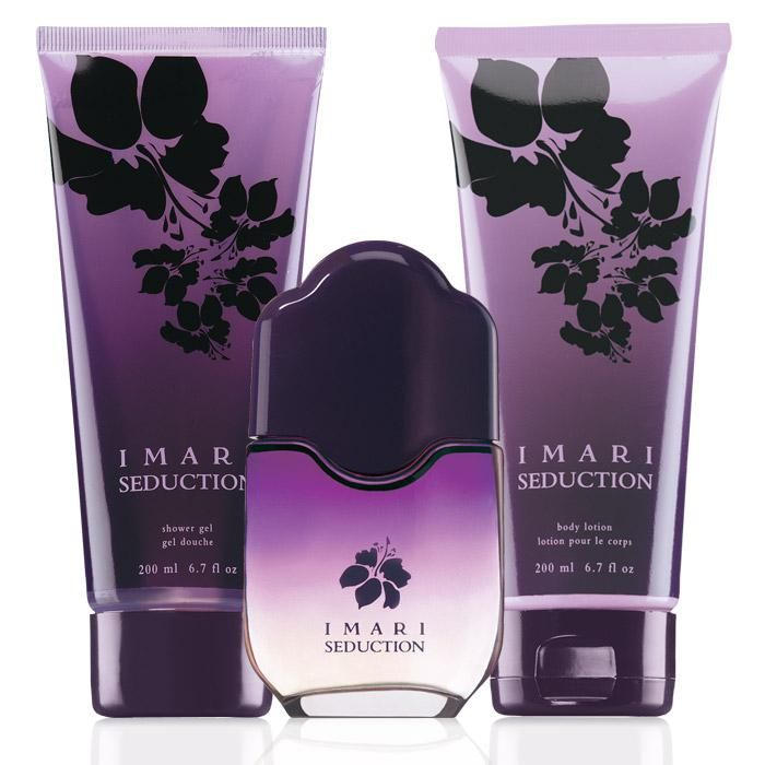 As seen in national magazines. A hypnotic scent of luscious plum and purple orchid with hints of warm vanilla, amber and musk. A $40 value, the trio includes:Eau de Toilette Spray - 1.7 fl. oz. A $23 value.Body Lotion - 6.7 fl. oz. A $10 value.Shower Gel - 6.7 fl. oz. A $10 value.  Shop for Avon #Valentine's gifts at isanchez-klassen.avonrepresentative.com