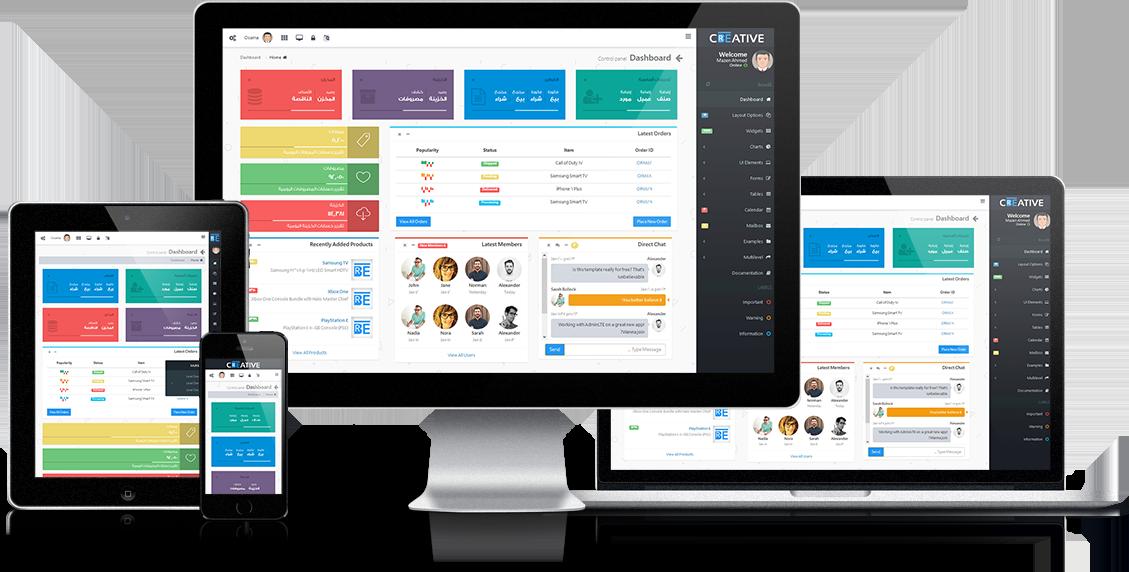 بى كريتف لادارة أعمالك المحاسبية يساعدك على مراقبـة بيـانتك و متابعتها من أى مكان فى العـ Gym Management Software Accounting Software Best Accounting Software