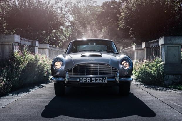 1963 Aston Martin Db5 Aston Martin Db5 Aston Martin Db5