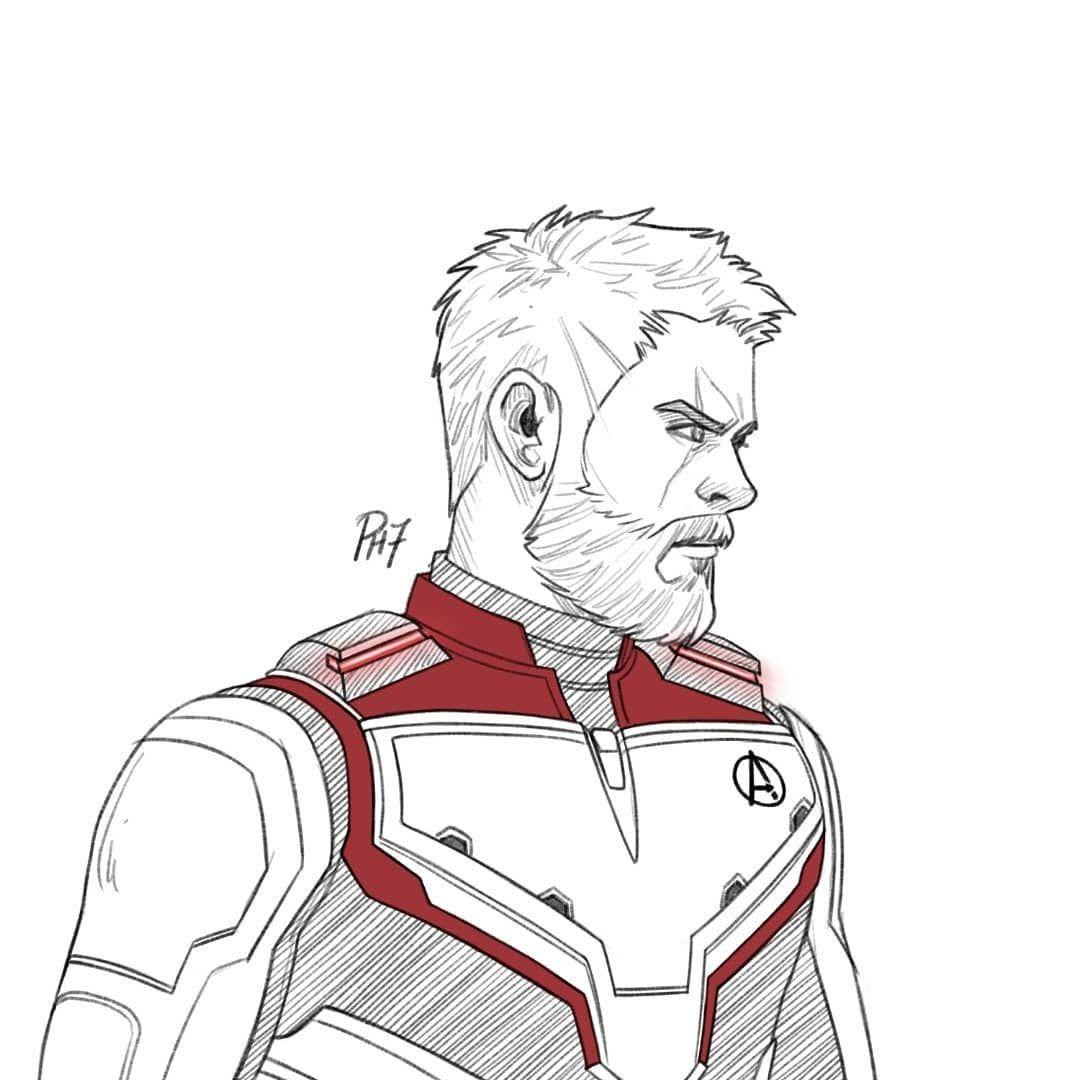 L Image Peut Contenir Dessin Desenhos Da Marvel Marvel